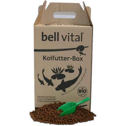 Koifutter-Box, Premiumfutter, 6 mm, 5 kg