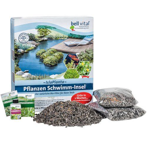 bell vital Pflanzen-Schwimminsel IslaPlanta