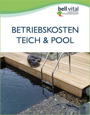 Betriebskosten für Teich & Pool