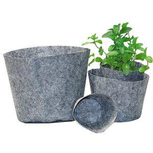 Wasserpflanzen-Vliestopf