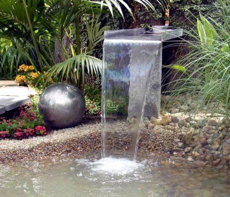 Wasserobjekt eines bell vital-Partners